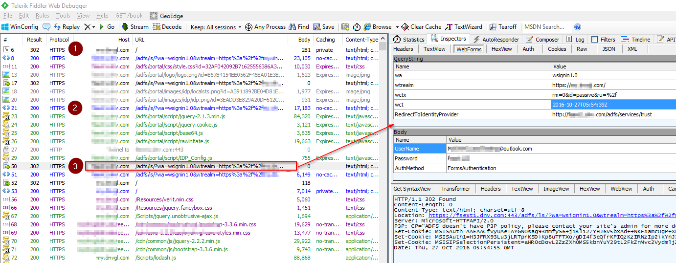 Web/Load testing against an ADFS federated application | feng blog()